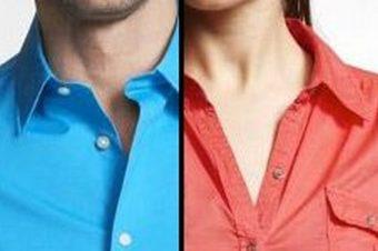 Γιατί τα κουμπιά είναι αντίθετα στα γυναικεία και τα ανδρικά ρούχα [video]
