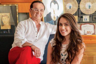 Κόνυ Μεταξά: Ημίγυμνη στο instagram η κόρη του Λευτέρη Πανταζή. Εγκεφαλικά ο μπαμπάς [φωτο]