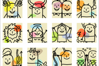 Ζώδια και χιούμορ: Δες τα 10 χαρακτηριστικά κάθε ζωδίου. Πολύ γέλιο!