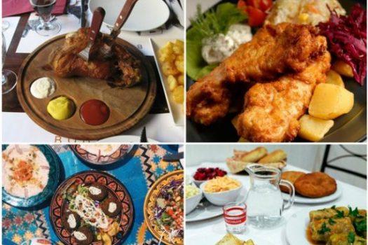 Οι πιο ιδιαίτερες κουζίνες του κόσμου στην Αθήνα: 10 στάσεις για το καλύτερο ethnic