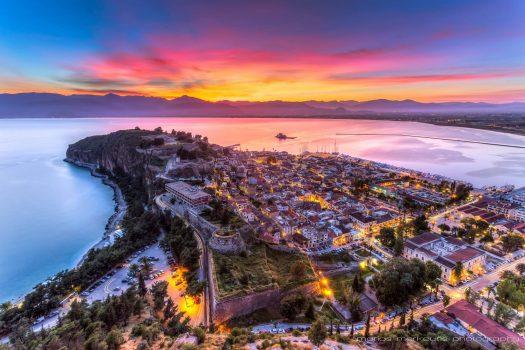 Weekend στην Πελοπόννησο: 4 must μέρη για να την απολαύσετε