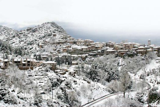 Έξι ειδυλλιακά γιορτινά ταξίδια στις ομορφιές της Ελλάδας