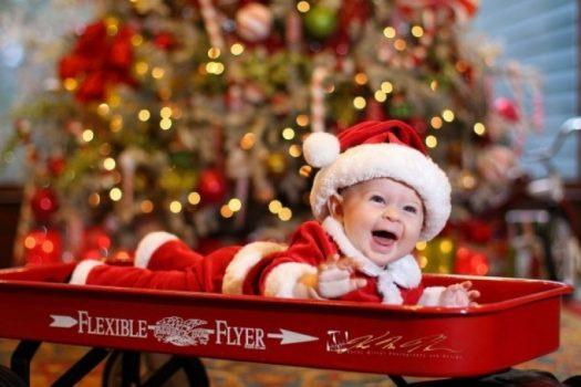 Κάνε τα πρώτα Χριστούγεννα του μωρού σου αξέχαστα!