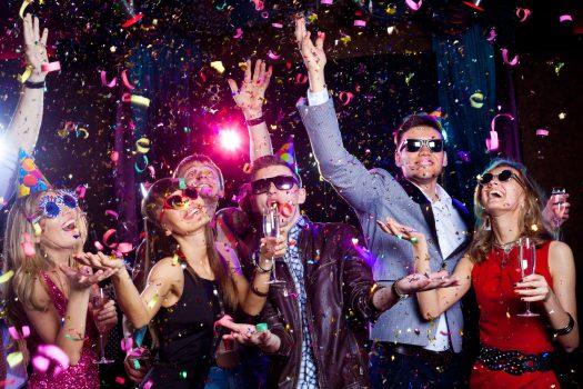 Παραμονή Πρωτοχρονιάς 2017: Τα 6 καλύτερα πάρτι για ένα αξέχαστο βράδυ από 10 ευρώ