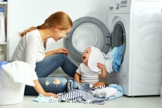 Δεν μπορείς να φανταστείς τι μπορείς να πλύνεις στο πλυντήριο ρούχων!