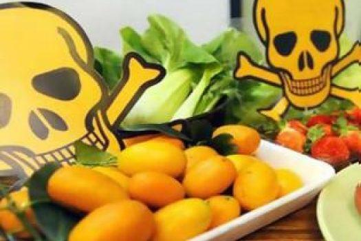 Πώς να καθαρίσεις τα φυτοφάρμακα από φρούτα και λαχανικά