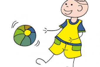Πώς με μία μπάλα γίνονται τα νήπια πιο επιδέξια
