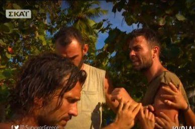 Survivor: Στα χέρια Χανταμπάκης-Γουίλι, λόγω κοροϊδίας «Άντε ρε βλάκα» Τους χώρισαν [video]