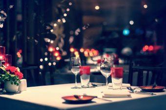 Οχτώ υπέροχα εστιατόρια για να γιορτάσετε τον Άγιο Βαλεντίνο