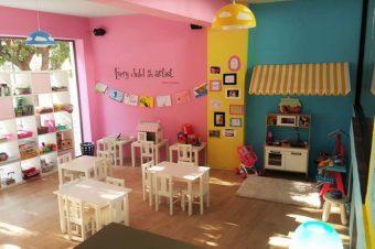 Τα 5 καλύτερα καφέ για γονείς με παιδιά