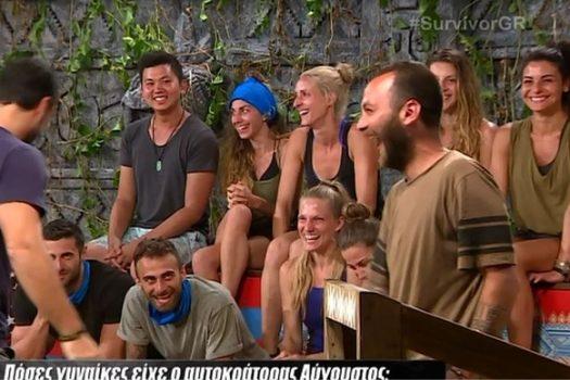 Τρελό γέλιο στο Survivor: Ποιος παίκτης ξεφτίλισε τον Σπαλιάρα για τις 4.000, τι του είπε [video]