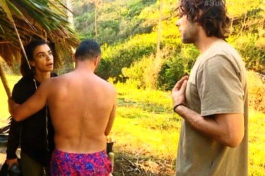 Survivor – Σπαλιάρας: Όταν έχεις πάει με 4000 γυναίκες και η 4001 σου κάνει νερά [video]