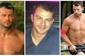 Γιώργος Αγγελόπουλος: Ποια η άγνωστη σχέση του εκτός Survivor. Κορίτσια κουράγιο…
