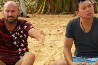 Survivor: Ο μάνατζερ ράγκμπι αποκάλυψε το πικάντικο όνειρο του Τσανγκ – Με ποια ήταν [video]
