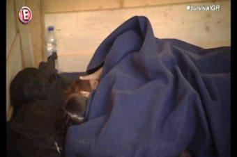 Χαμός στο Survival: Τους «τσάκωσαν» κάτω από την κουβέρτα [video]