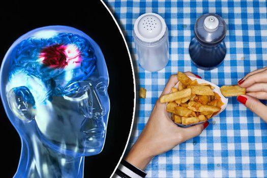 Πανικός: Ποιο φαγητό προκαλεί εγκεφαλικό στους νέους
