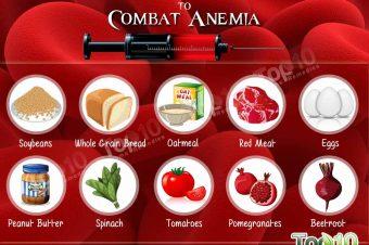 Αναιμία: Ποια 7 ύπουλα συμπτώματα που δεν πρέπει να αγνοείτε