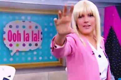 Σάρωσε η Σάσα Σταμάτη στην πρεμιέρα του Ooh La La: Άφρισε ο Φουρθιώτης [video]