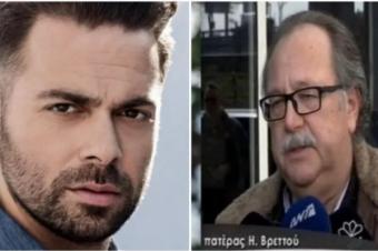 Ηλίας Βρεττός: Λύγισε ο πατέρας του στο νοσοκομείο. «Τα χειρουργεία δεν είναι δύο αλλά…» [video]