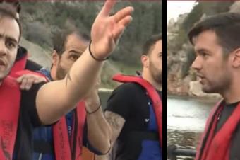 #MasterChefGR Στα χέρια Χρήστος-Τιμολέων: «Τι λες ρε βλάκ@; Θα σου πω μετά» Έφυγε Γωγώ και συνεχίζουν [video]