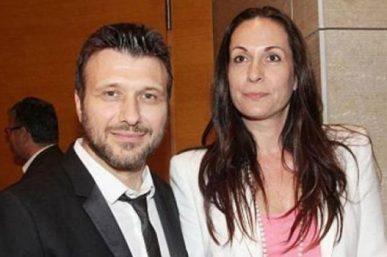 Δύσκολες ώρες για Γιάννη Πλούταρχο – Μαρία Παπαδοπούλου