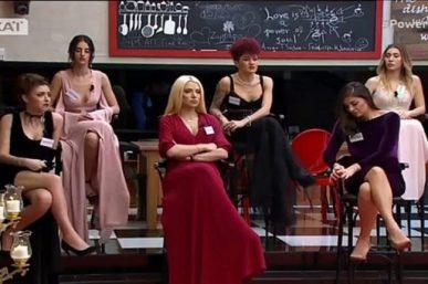 #PowerofLoveGR Σκάνδαλο: Πασίγνωστη παίκτρια σε σχέση με Αλβανό, ναρκωτικά, επιχειρηματίες και… Αμαρτωλό παρελθόν