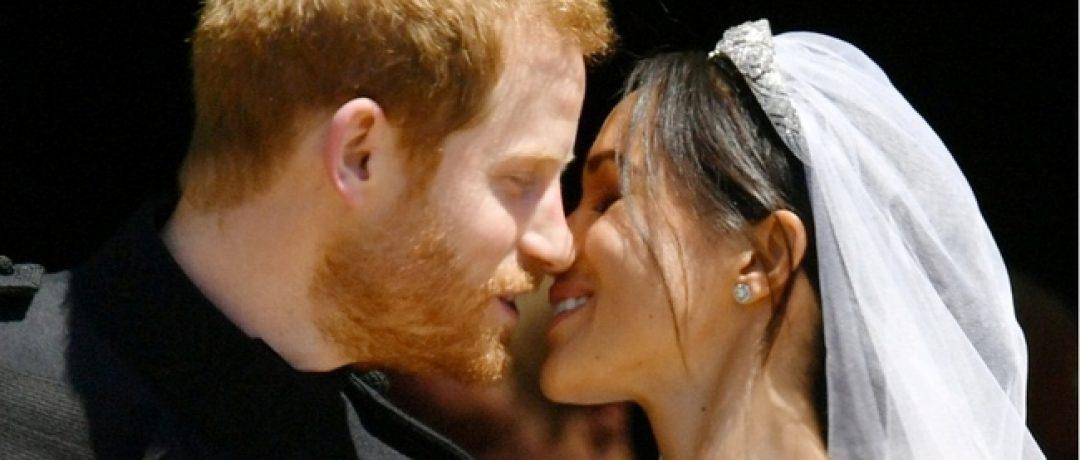 Μέγκαν Μαρκλ-Πρίγκιπας Χάρι: Δείτε την πιο αστεία φωτογραφία από τον γάμο τους [φωτο]
