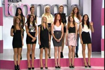 Next Top Model: Ποια η παρουσιάστρια. Ποιες μαλλιοτραβιούνται για τη «θέση» [video]
